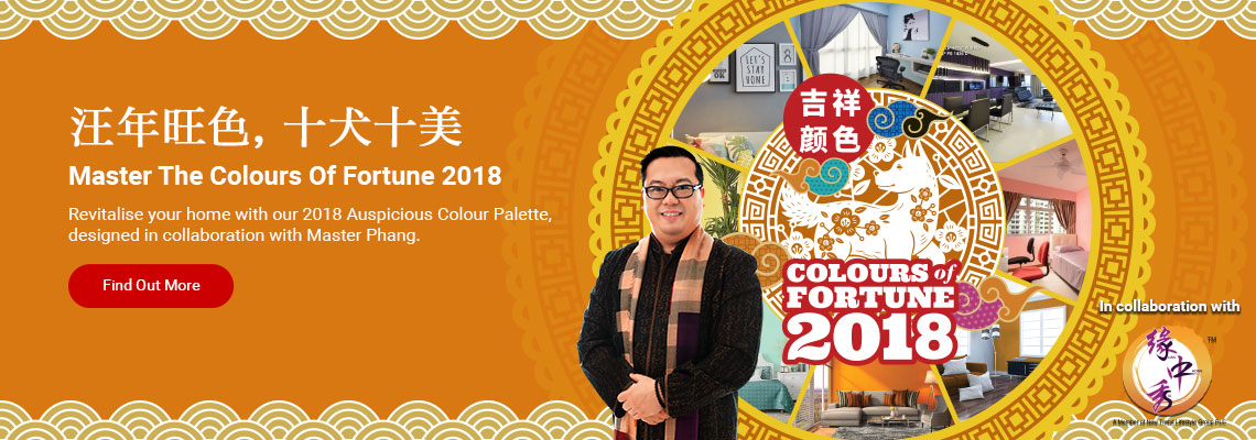 Colours of Fortune 2018