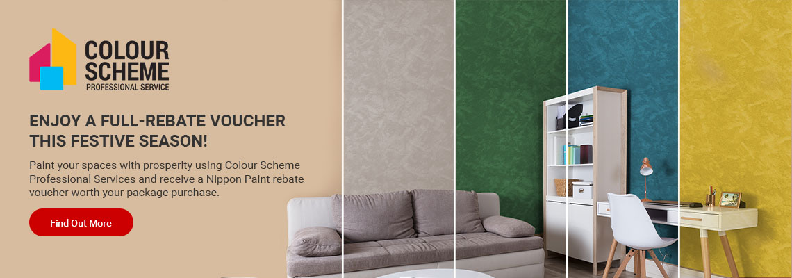 Colour Scheme Services Promotion