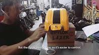Pylox Spray Paint ‐ The Dream Rider