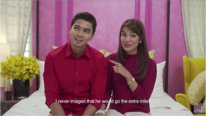 Nippon Paint Malaysia - Paint New Happiness (Amyra Rosli dan Amar Baharin)