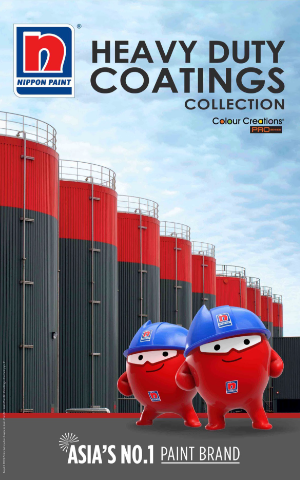 Heavy Duty Coatings Collection