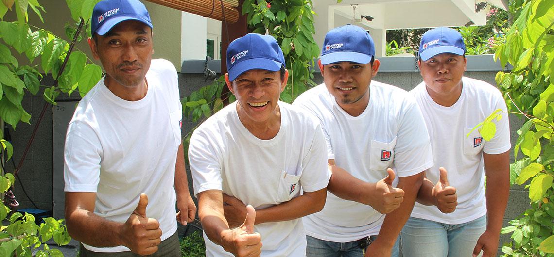 Nippon Paint Assistance
