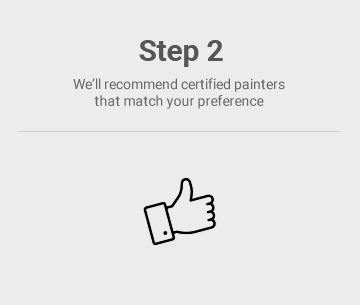 Painting Service Step 2