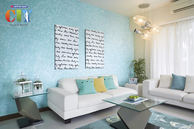 Nippon paint malaysia home decor renovation decoration for Nippon paint colour for living room