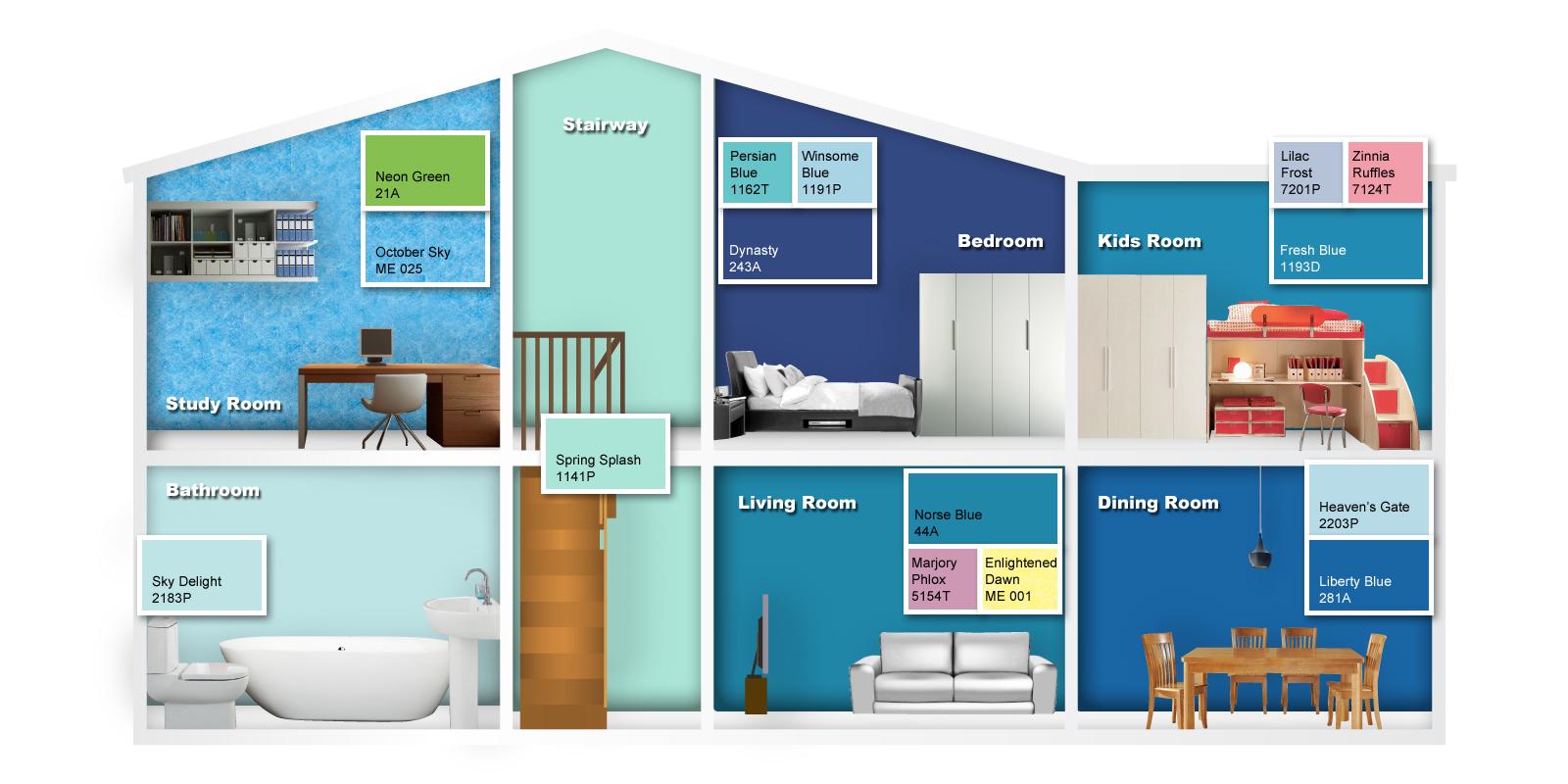 Nippon Paint Color App Ideas Nippon Paint H K Co Ltd