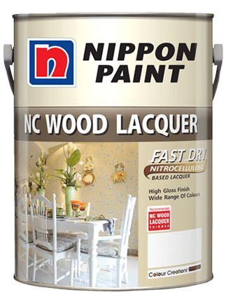 NC Wood Lacquer Clear