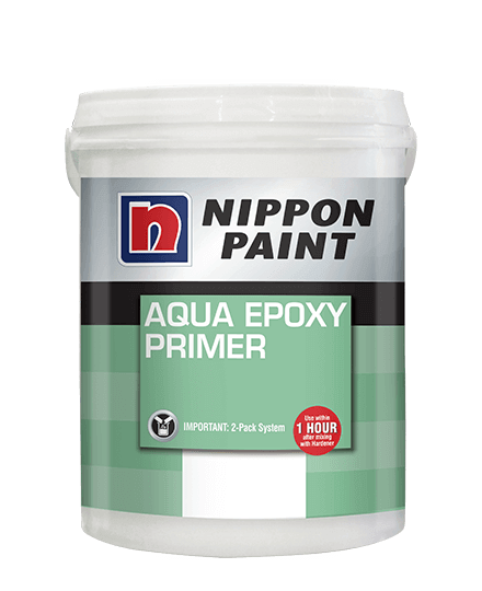Aqua Epoxy Primer