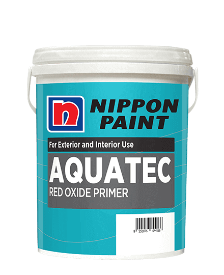 Aquatec Red Oxide Primer