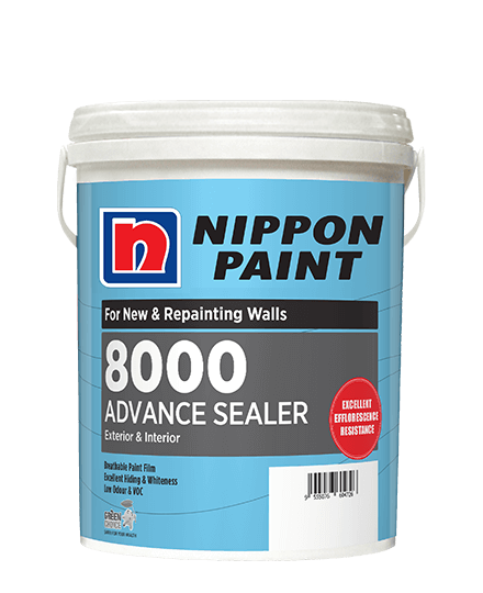 8000 Advance Sealer