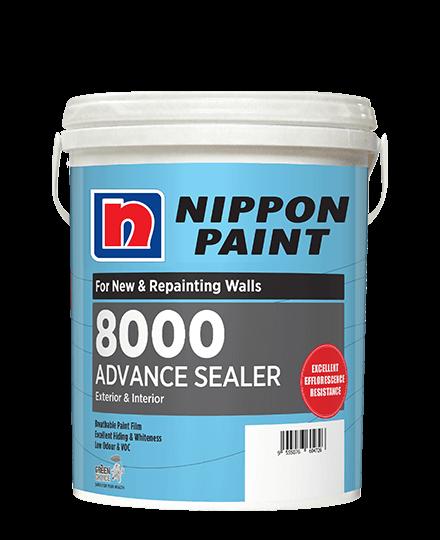 8000 Advance Sealer