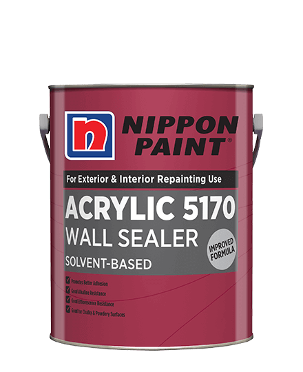 Acrylic 5170 Wall Sealer