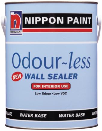 Odour~less Wall Sealer