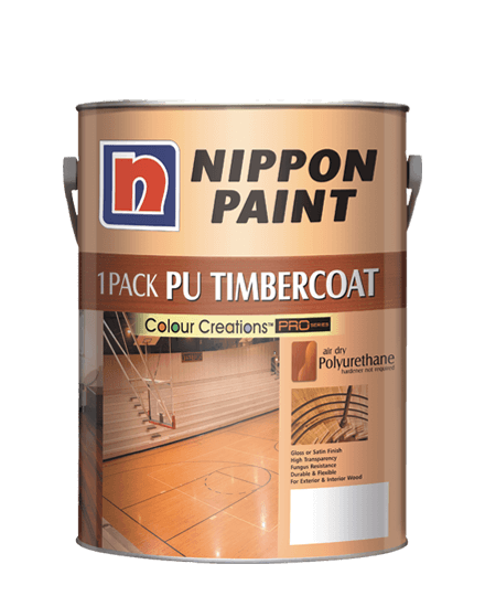 1 Pack PU Timbercoat