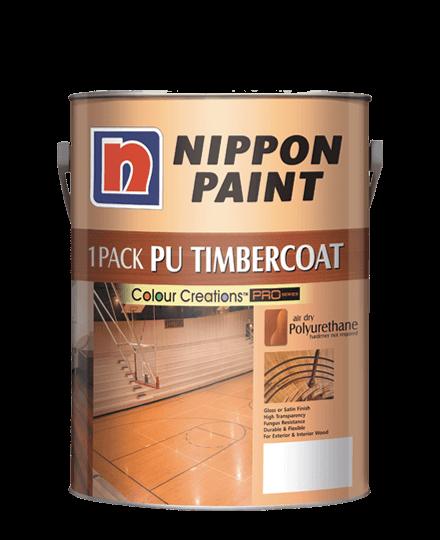 1 Pack PU Timbercoat