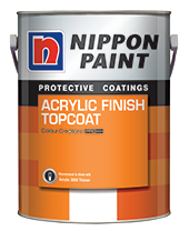 Acrylic Finish Topcoat
