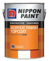 Acrylic Finish Topcoat