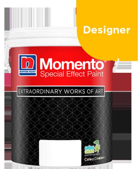Momento® Designer Series (Velvet Gold)