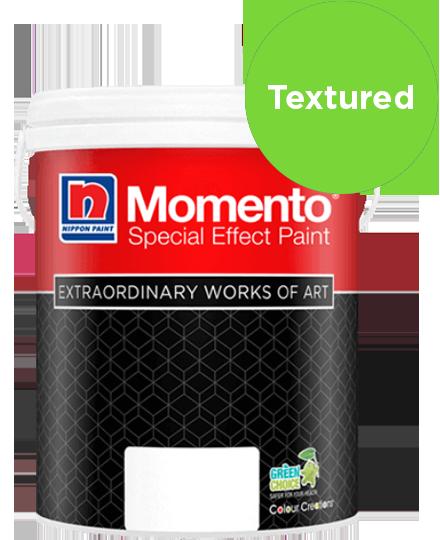 Momento® Textured Paint Series (Elegant)