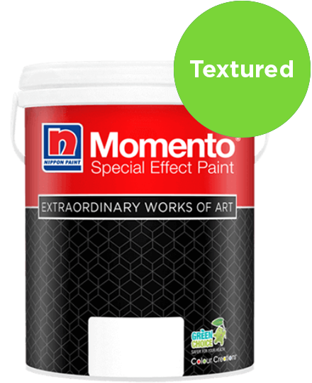 Momento® Textured Paint Series (Sparkle Pearl)