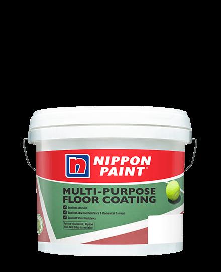 Products - Multi-Purpose Floor Coating | Nippon Paint
