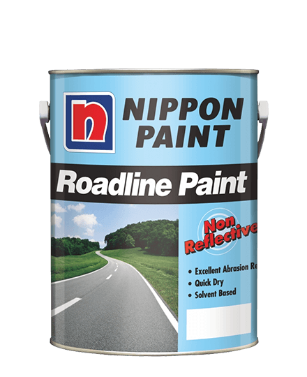 Products - Roadline Paint (Non-Reflective) | Nippon Paint Professionals