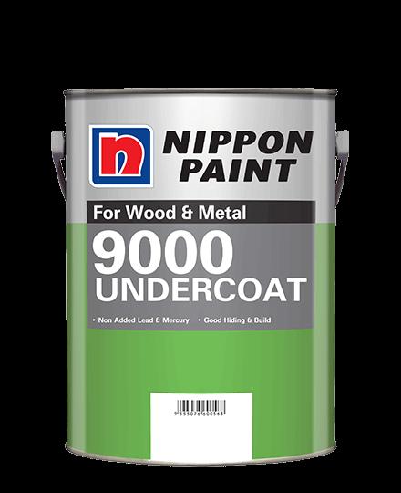 9000 Undercoat