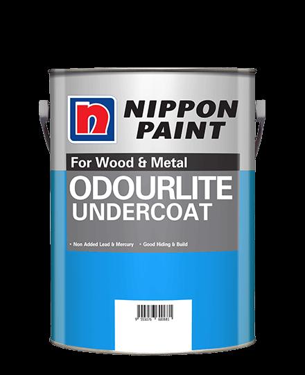 Odourlite Undercoat